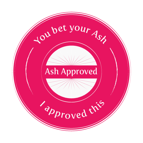 Ash Approved Products