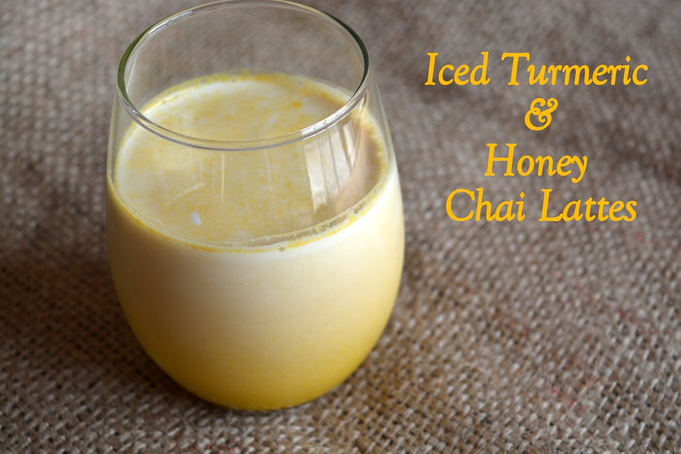 Turmeric and Honey Chai Latte featured