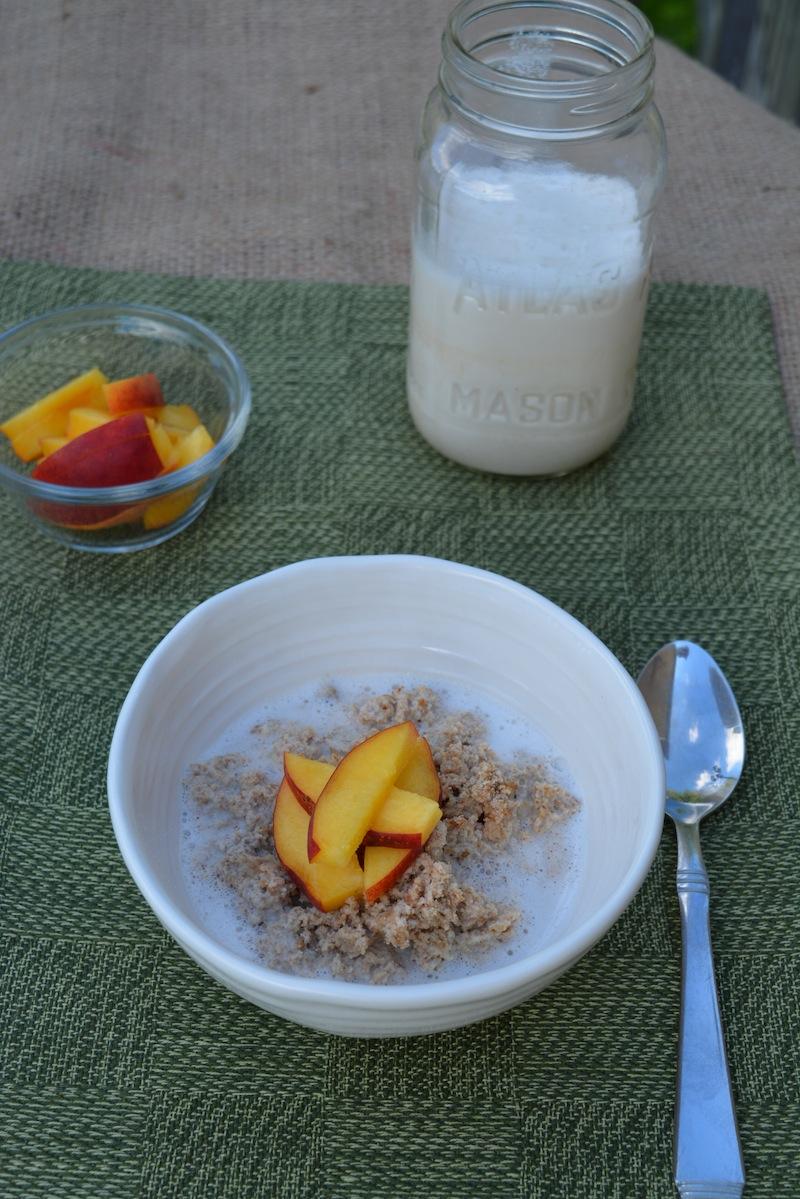 Peach & Almond Porridge2 - small