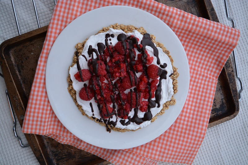 Dairy-free, gluten-free Party Time Dessert Pizza 3