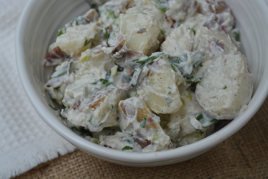 Potato salad - horiz
