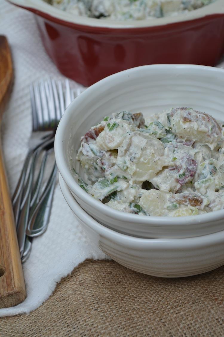 Potato salad - vert