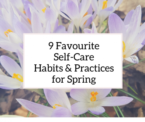 9-Favourite-Self-Care-Habits-and-Practices-for-Spring title